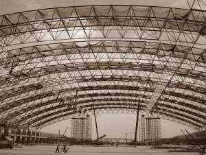 endüstriyel inşaat projeleri